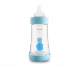 Бебешко шише Chicco Perfect5, PP, 240 мл, момче