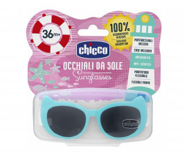 Детски слънчеви очила Chicco Cosm, 36 м+, момиче