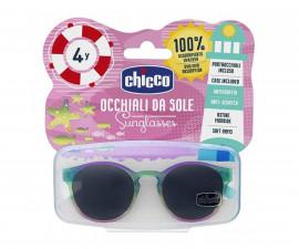 Детски слънчеви очила Chicco Cosm, 4 г, момиче