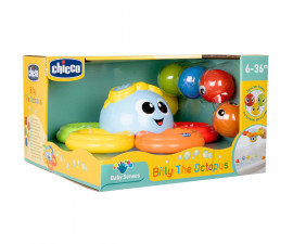 Играчка за банята Били октоподът Chicco Baby Sence