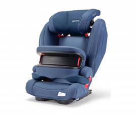 Детско столче за кола Recaro Monza Nova IS seatfix Prime, sky blue 9-36 кг