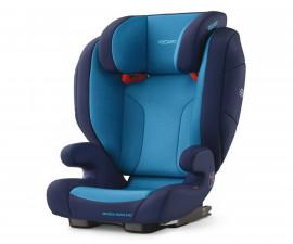 Детско столче за кола Recaro Monza nova Evo seatfix, Xenon Blue 15-36 кг