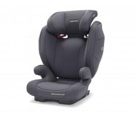 Столче за кола за деца Recaro Monza Nova Evo Seatfix, Simply Grey, 15-36 кг 88012260050