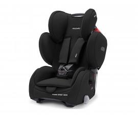 Столче за кола за деца Recaro Young Sport Hero, Deep Black S0, 9-36 кг 88014250050