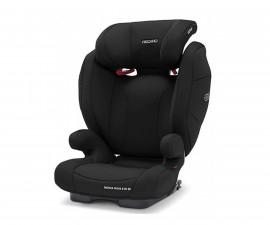 Столче за кола за деца Recaro Monza Nova Evo Seatfix, Deep Black, S029, 15-36 кг