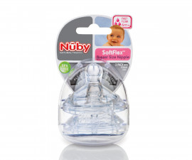 Биберони Nuby Natural Touch NT67662
