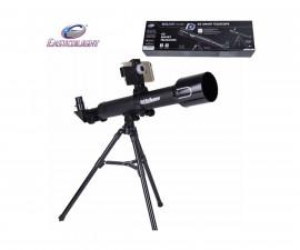 Детска играчка - телескоп - Телескоп 30/60, Галакси тракер