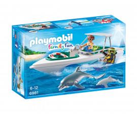 Ролеви игри Playmobil Family Fun 6981