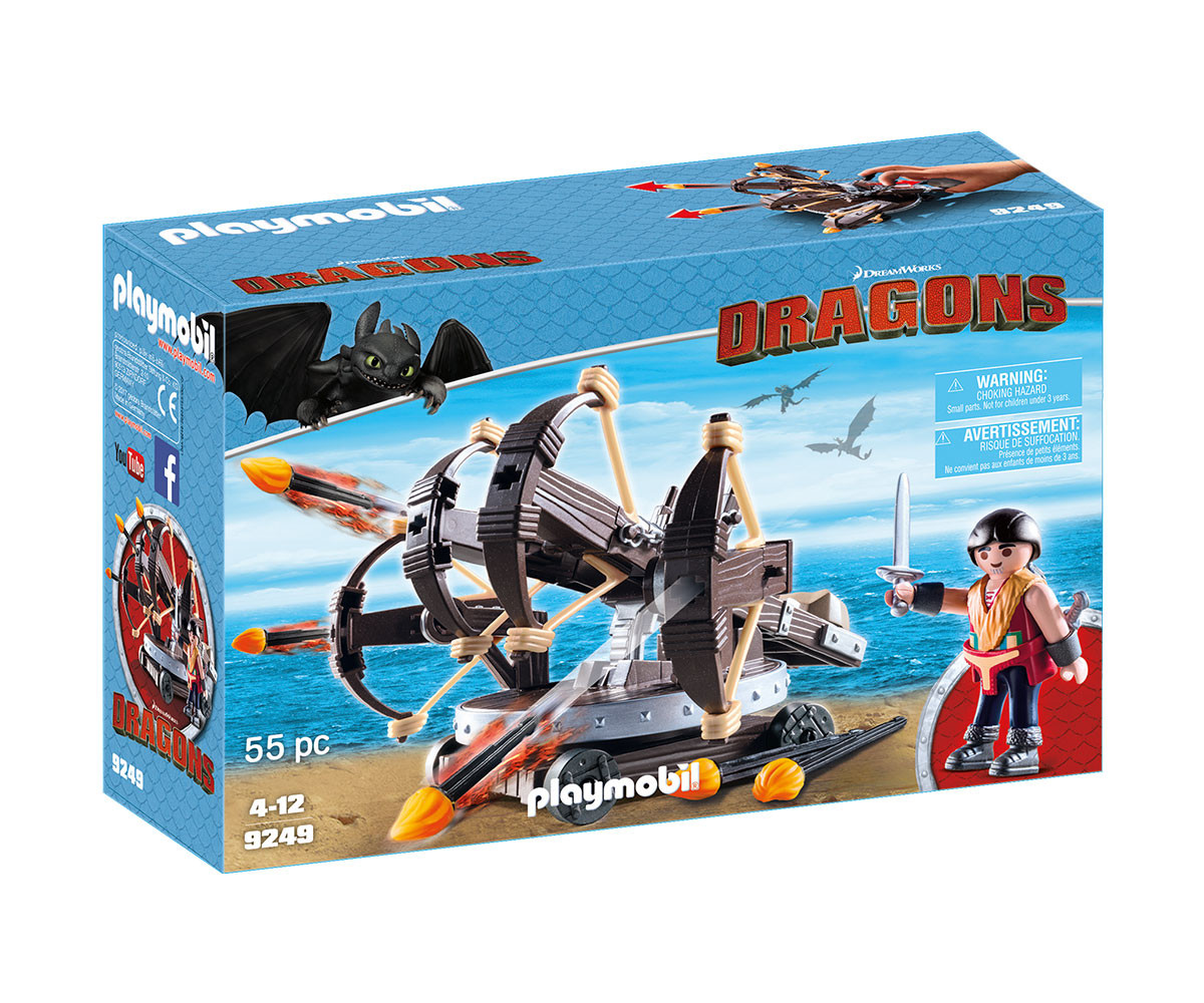 Ролеви игри Playmobil Dragons 9249