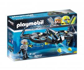 Ролеви игри Playmobil Top Agents 9253