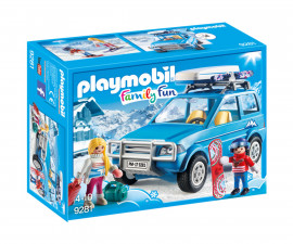 Ролеви игри Playmobil Family Fun 9281