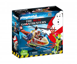 Ролеви игри Playmobil Ghostbusters 9385
