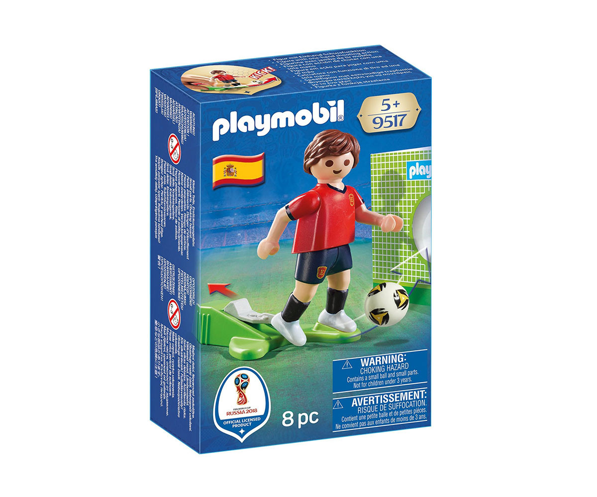 Ролеви игри Playmobil Sports & Action 9517