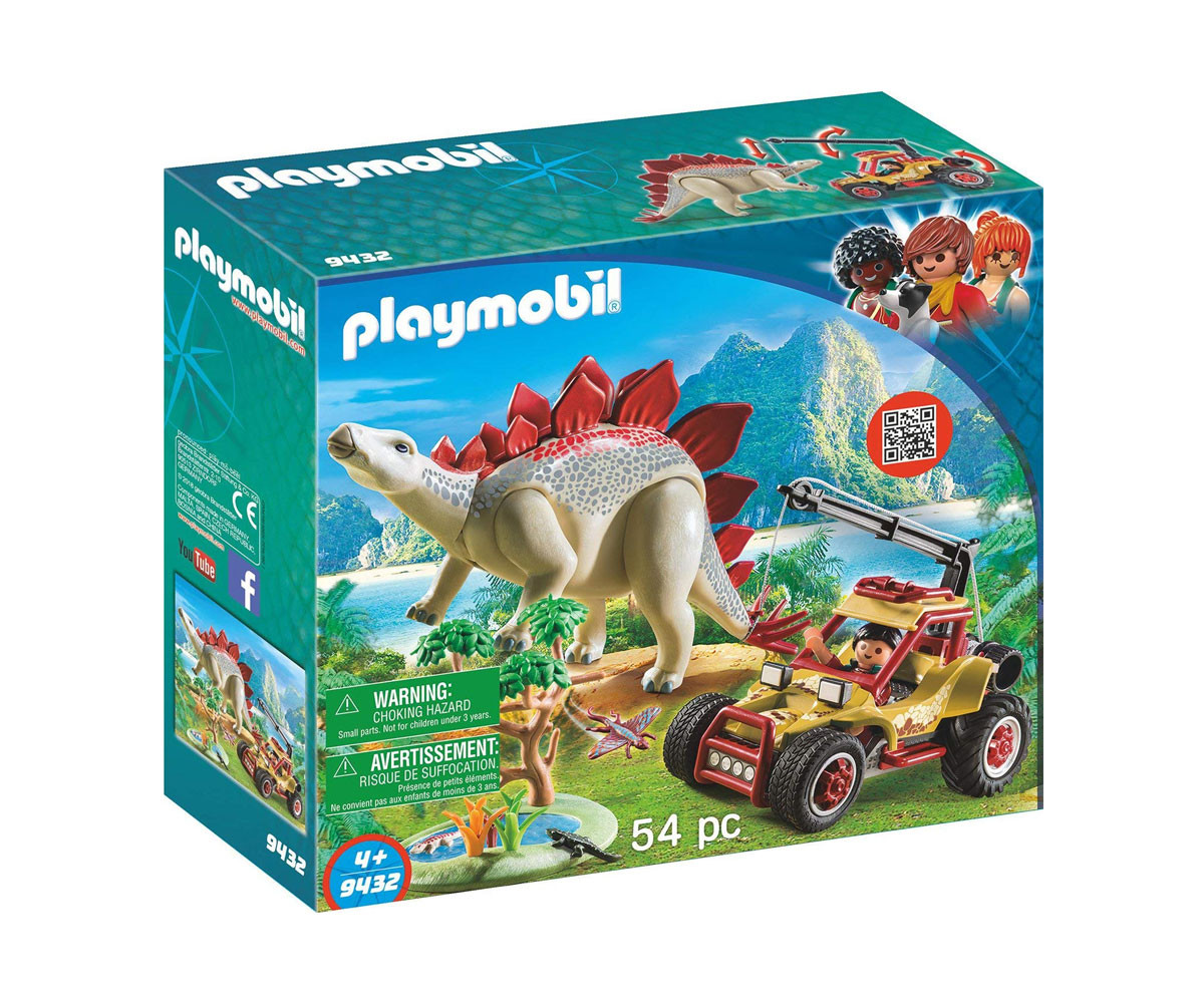 Ролеви игри Playmobil Dinos 9432