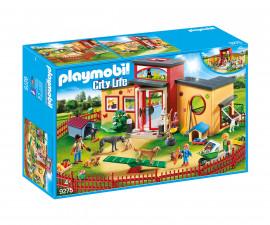 Детска играчка - Playmobil - Хотел за домашни любимци