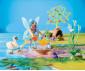 Детска играчка - Playmobil - Преносим комплект Градина с феи thumb 3