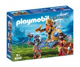 Детска играчка - Playmobil - Крал на джуджетата с пазачи