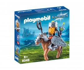 Детска играчка - Playmobil - Джудже боец с пони