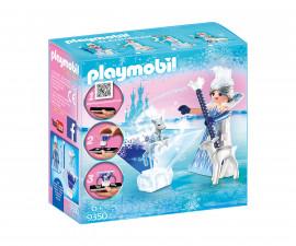 Детска играчка - Playmobil - Принцеса, леден кристал