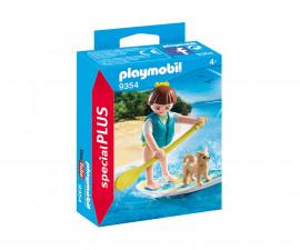 Детска играчка - Playmobil - Съпборд със спортист