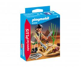 Детска играчка - Playmobil - Археолог