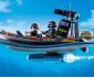Детска играчка - Playmobil - Лодка на специалните части thumb 4
