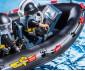 Детска играчка - Playmobil - Лодка на специалните части thumb 5