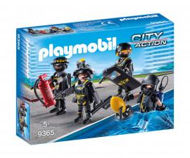 Детска играчка - Playmobil - Екип на специалните части