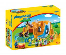 Детска играчка - Playmobil - Зоологическа градина