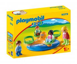 Детска играчка - Playmobil - Карусел за деца