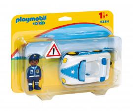 Детска играчка - Playmobil - Полицейска кола
