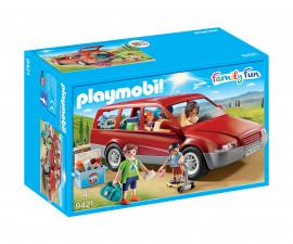 Детска играчка - Playmobil - Фамилна кола