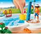 Детска играчка - Playmobil - Басейн thumb 3