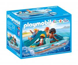 Детска играчка - Playmobil - Лодка