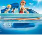 Детска играчка - Playmobil - Лодка thumb 3