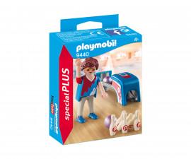 Детска играчка - Playmobil - Боулинг играч