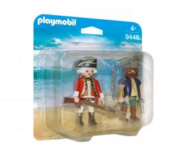 Детска играчка - Playmobil - Пират и войник