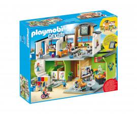 Детска играчка - Playmobil - Училище