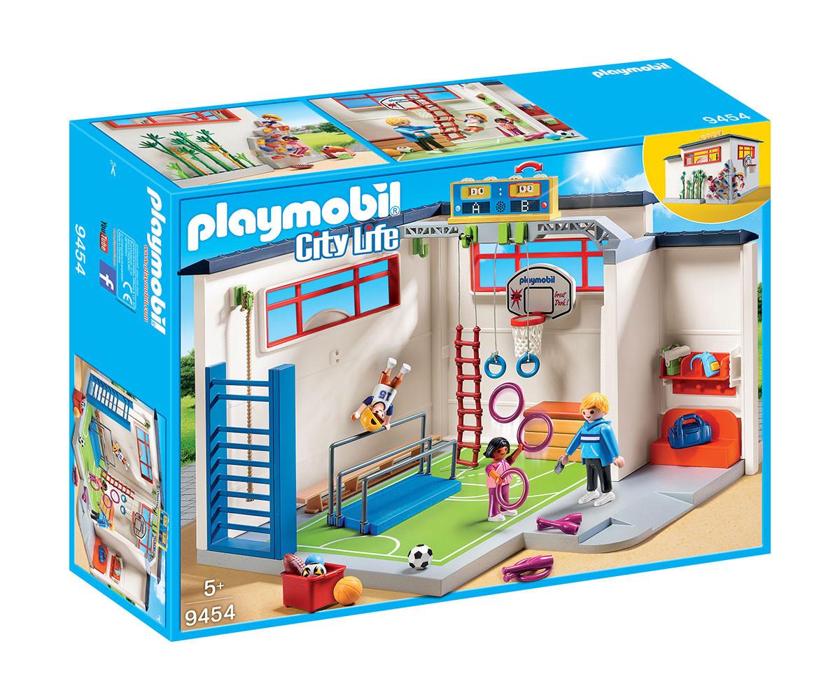 Детска играчка - Playmobil - Физкултурен салон