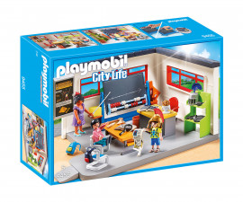 Детска играчка - Playmobil - Класна стая по история
