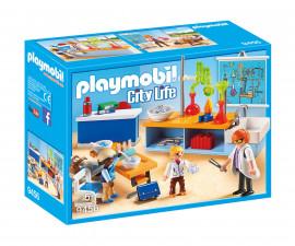 Детска играчка - Playmobil - Класна стая по химия