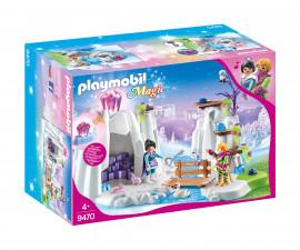 Детска играчка - Playmobil - Скривалище за кристалния диамант
