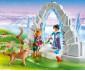 Детска играчка - Playmobil - Портал към Зимния свят thumb 3