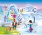Детска играчка - Playmobil - Портал към Зимния свят thumb 5