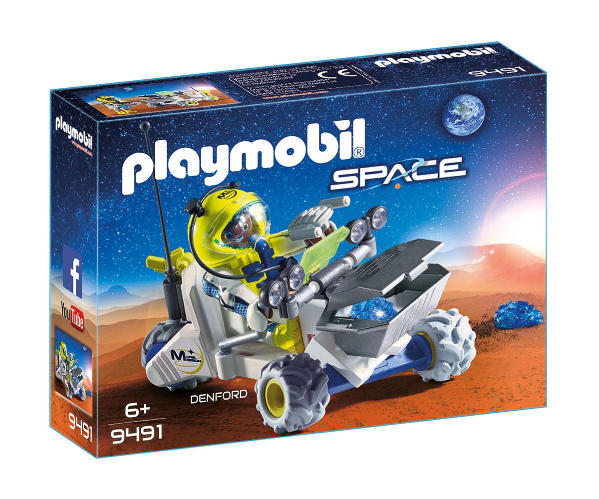 Детска играчка - Playmobil - Марсианско АТВ