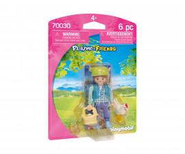 Детска играчка - Playmobil - Фермерка