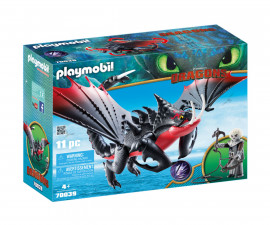 Детска играчка - Playmobil - Deathgripper with Grimmel