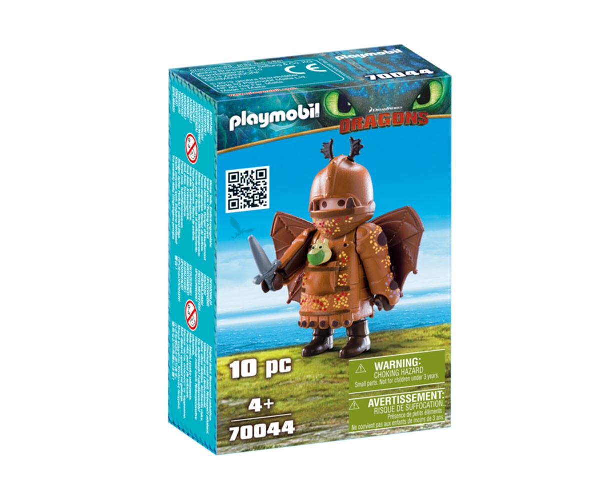 Детска играчка - Playmobil - Fishleg in flight suit