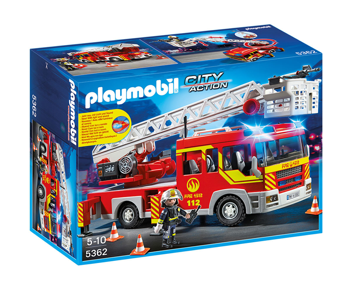 Ролеви игри Playmobil City Action 5362