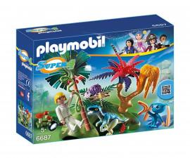Ролеви игри Playmobil Super 4 6687